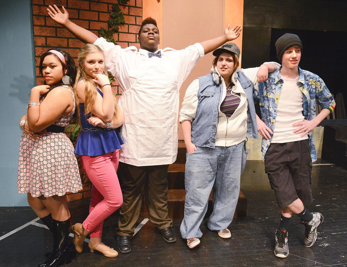 """Brownsville muscial """"In the Heights"""""""