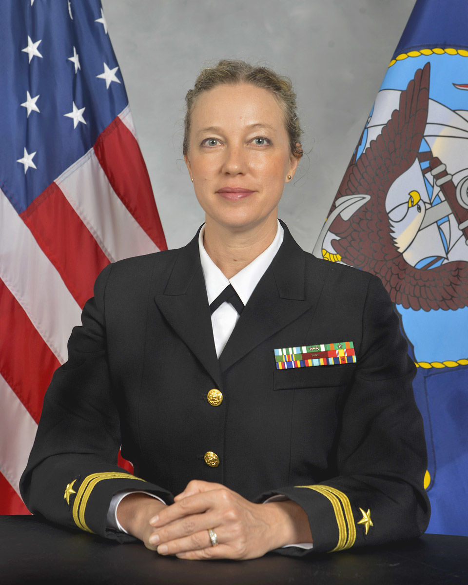 Lt. Kelly L. Cartwright