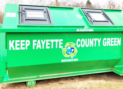 Fayette County recycling