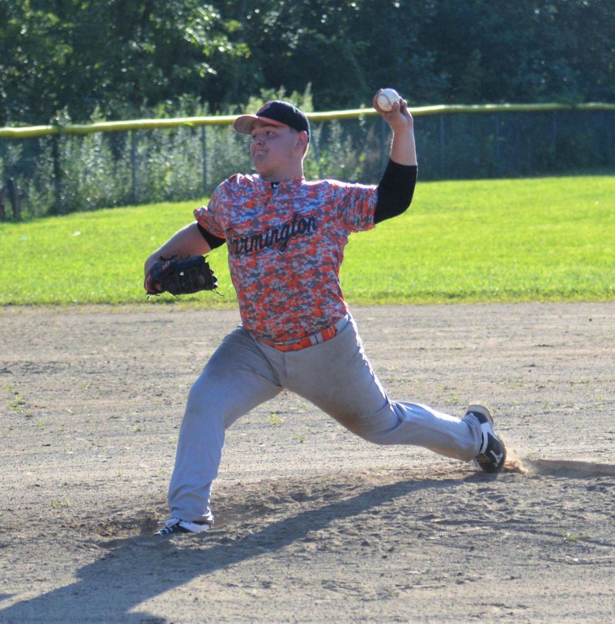 VanSickle throws