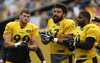 Heyward back to anchor Steelers' D-Line