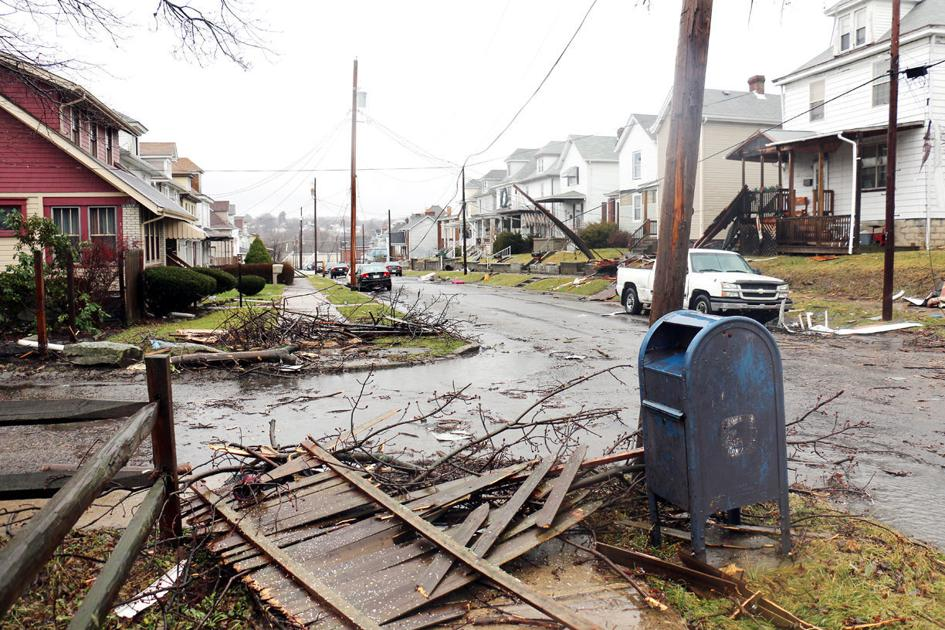 PHOTO GALLERY: Tornado rips though Uniontown | Gallery ...