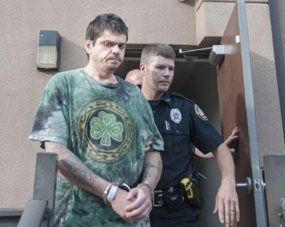 Suspect arrested in 2011 stabbing death