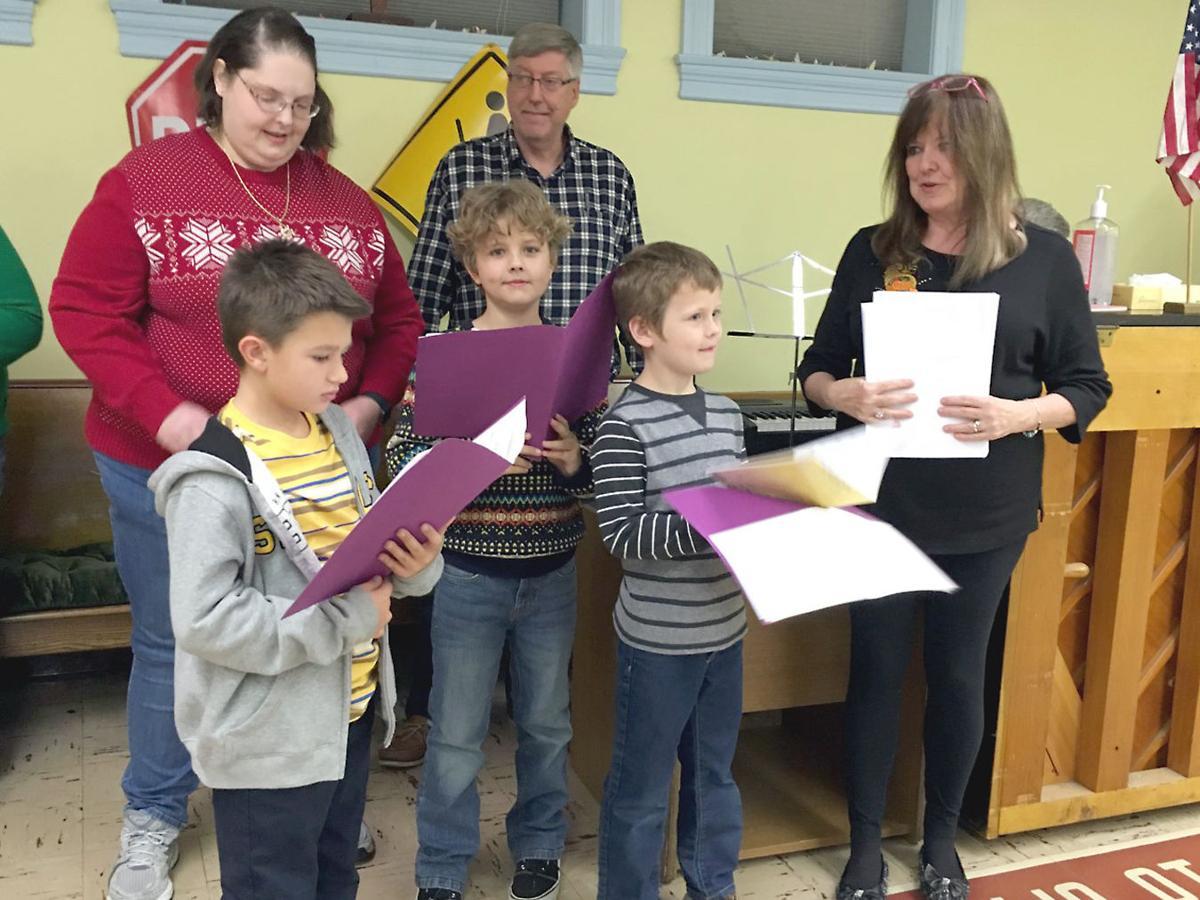 Trinity Community Children's Choir