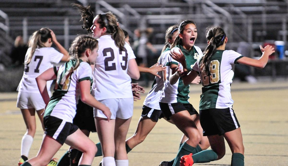 Lady Leopards rally for 3-2 win