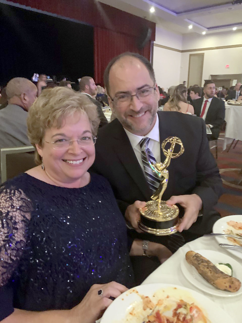 Connellsville native recently took home 34th Emmy at awards in Pittsburgh