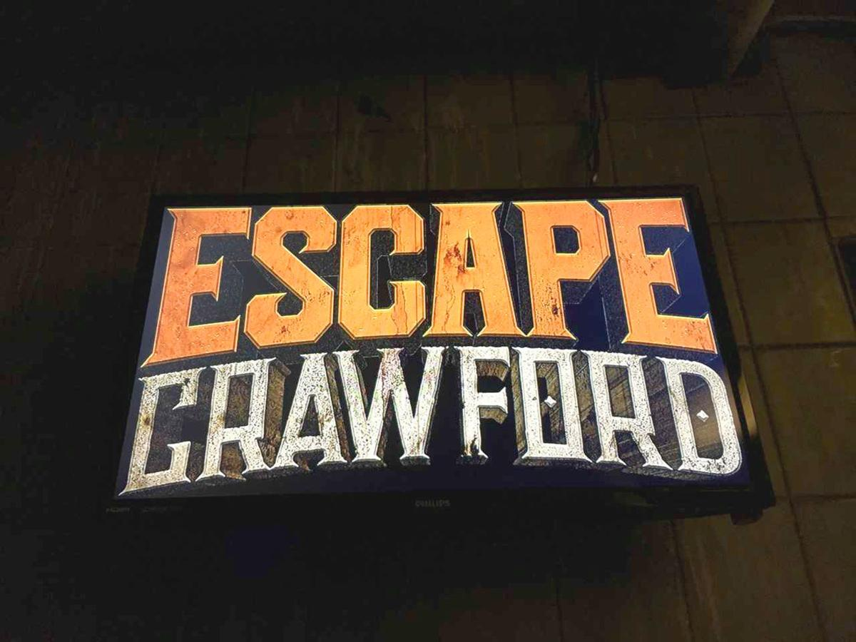 Escape Crawford opens in Connellsville, offering fun and