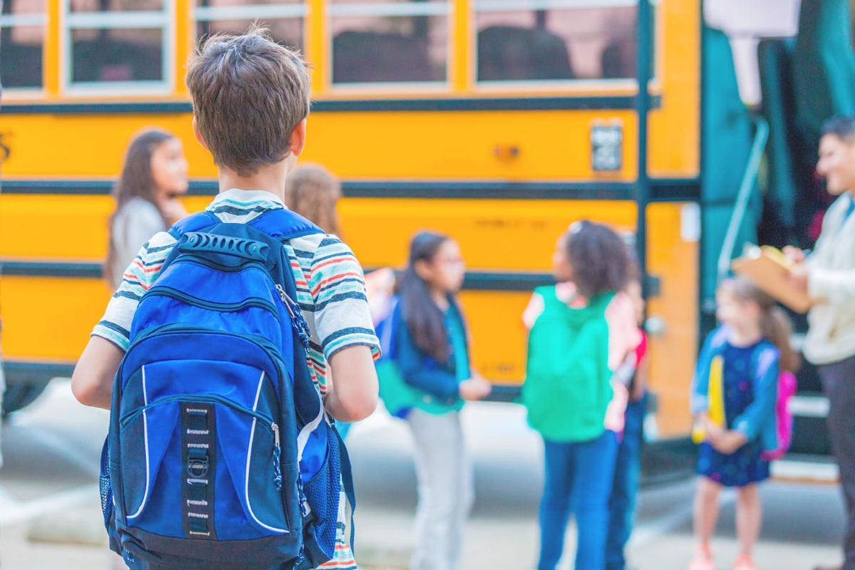 Lighten up: Heavy backpacks for students can lead to risk of injury