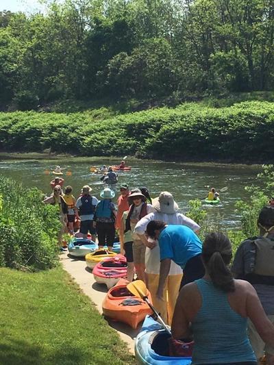WPA canoe kayak access