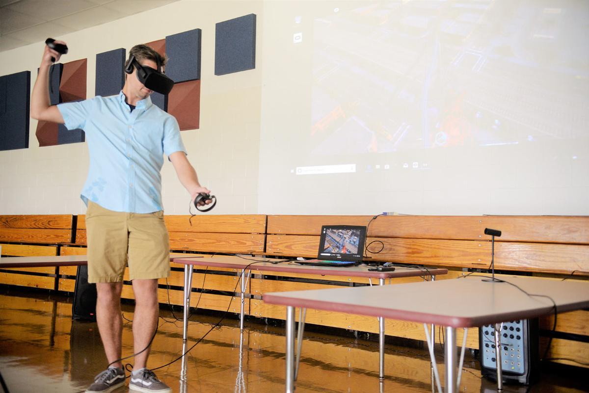 Beth-Center provides educational experiences through virtual reality