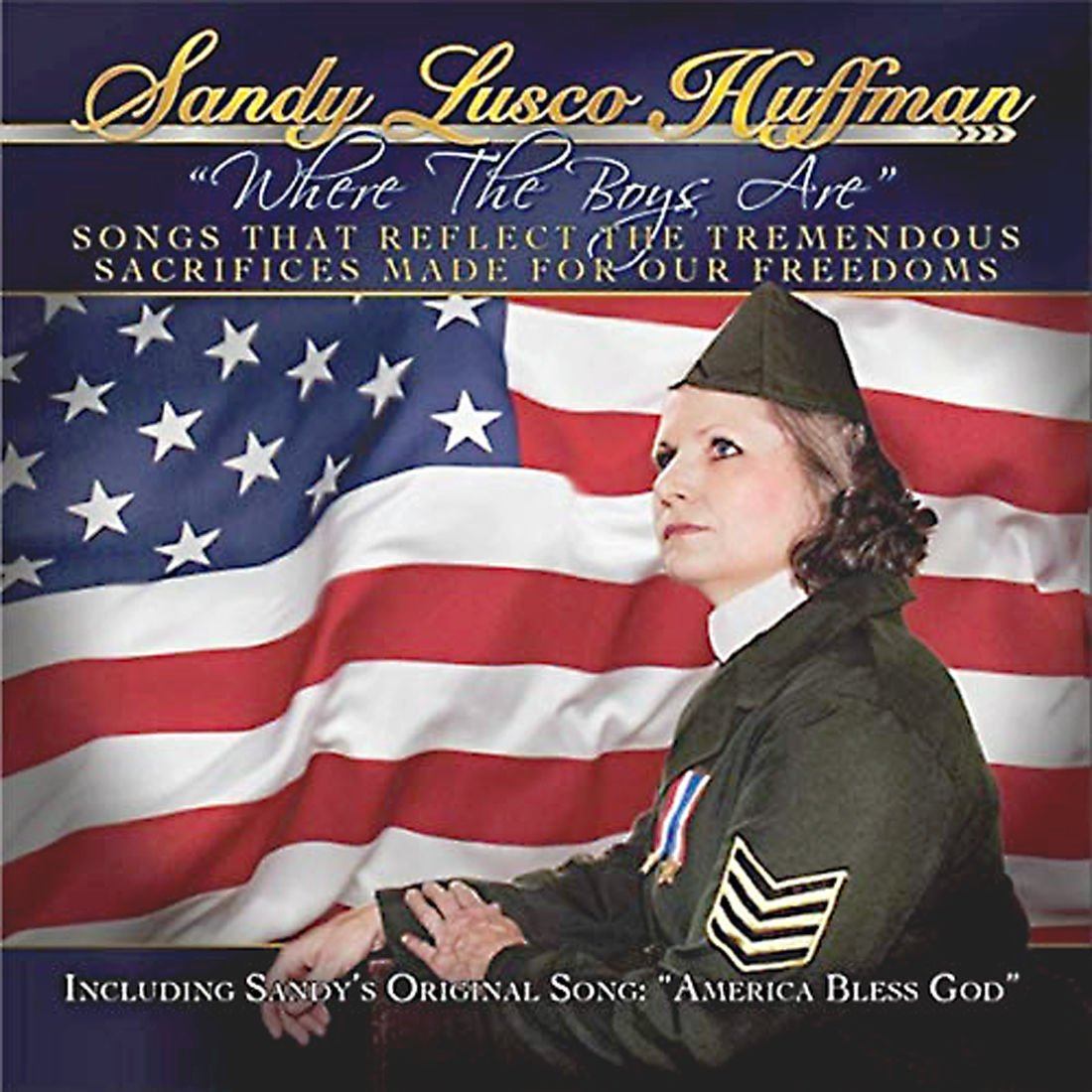 Music review: Sandy Lusco Huffman - 'Where the Boys Are'