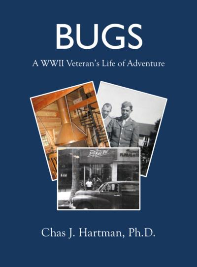 "GO! Bookshelf: ""Bugs: A WWII Veteran's Life of Adventure"""
