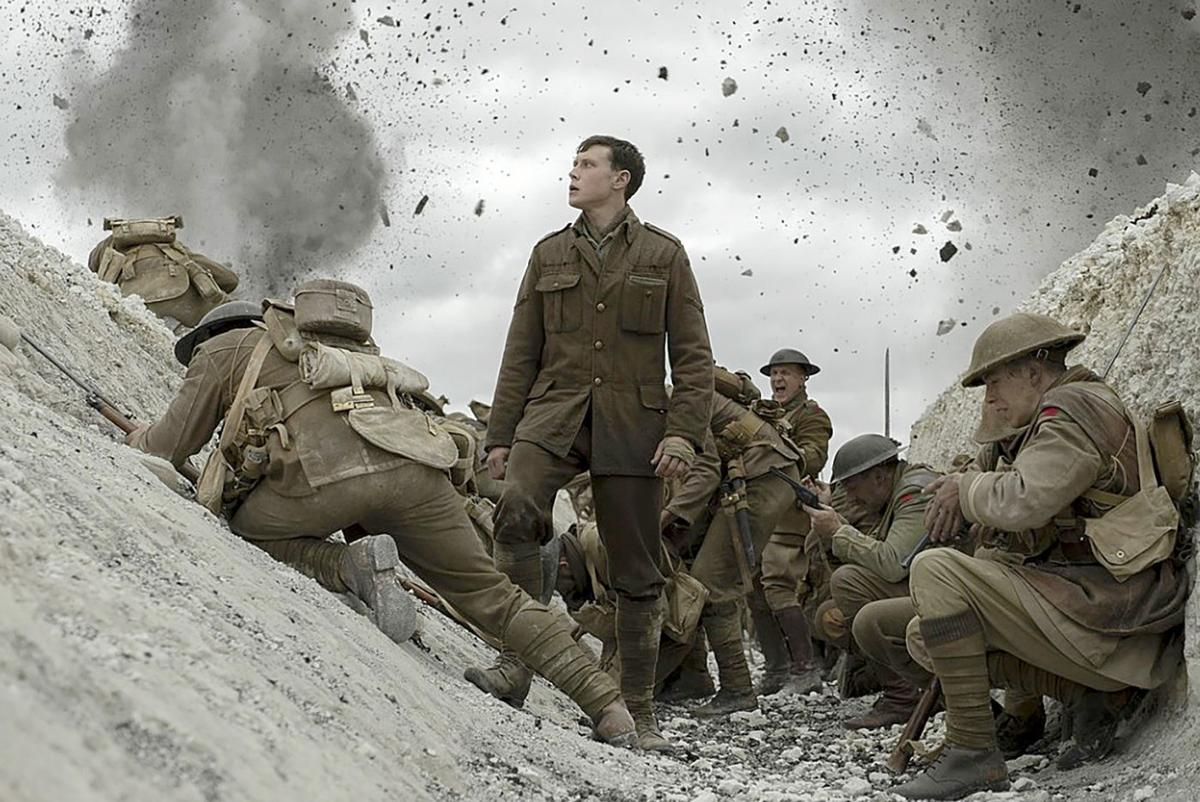 New to Home Theaters: '1917' brings World War I to life