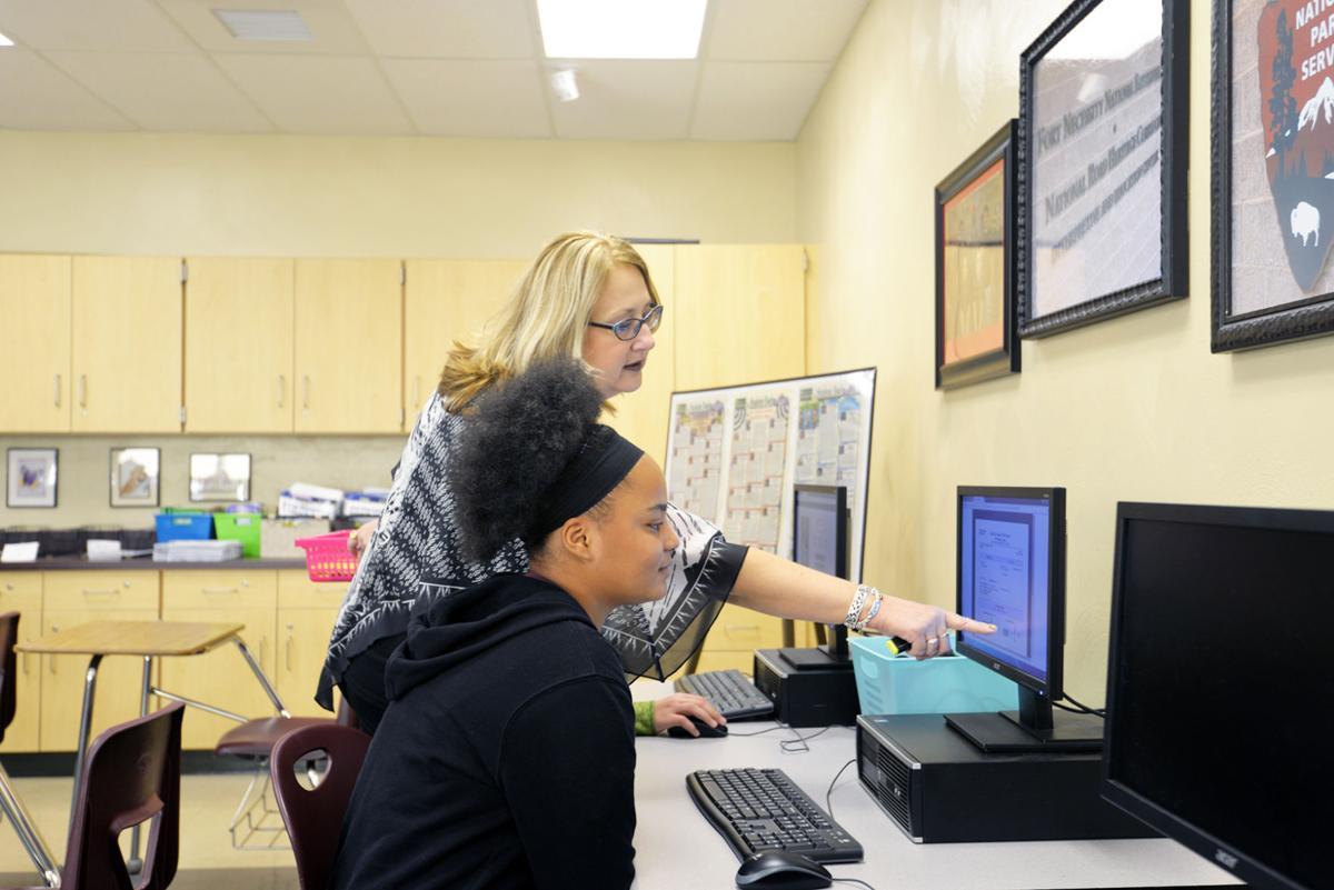 Herald-Standard Excellent Educator: Kimberly Novsek Bizik