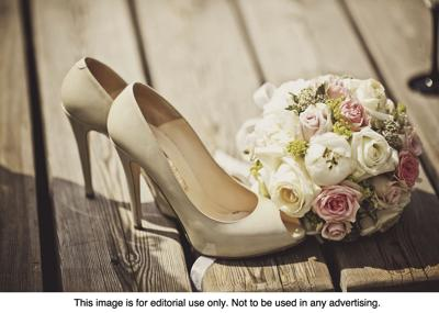 Prevent wedding day foot pain
