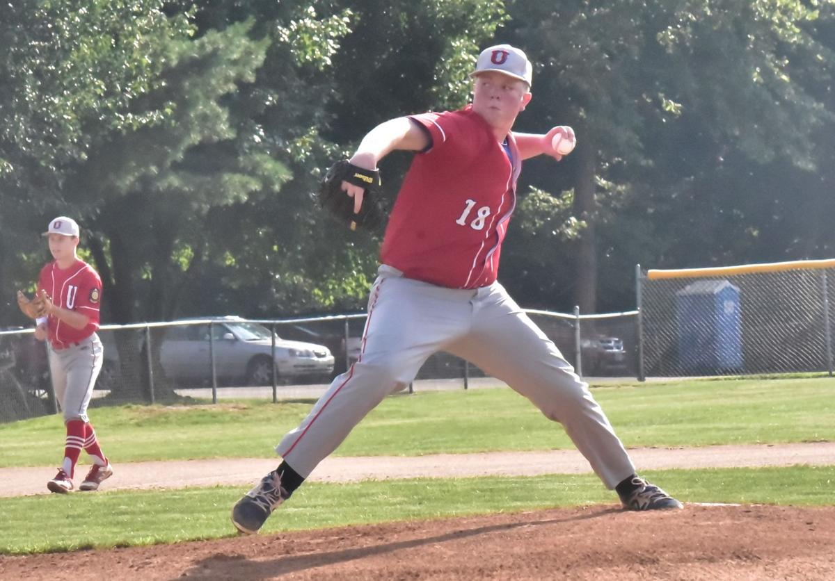 Myers earns the pitching victory