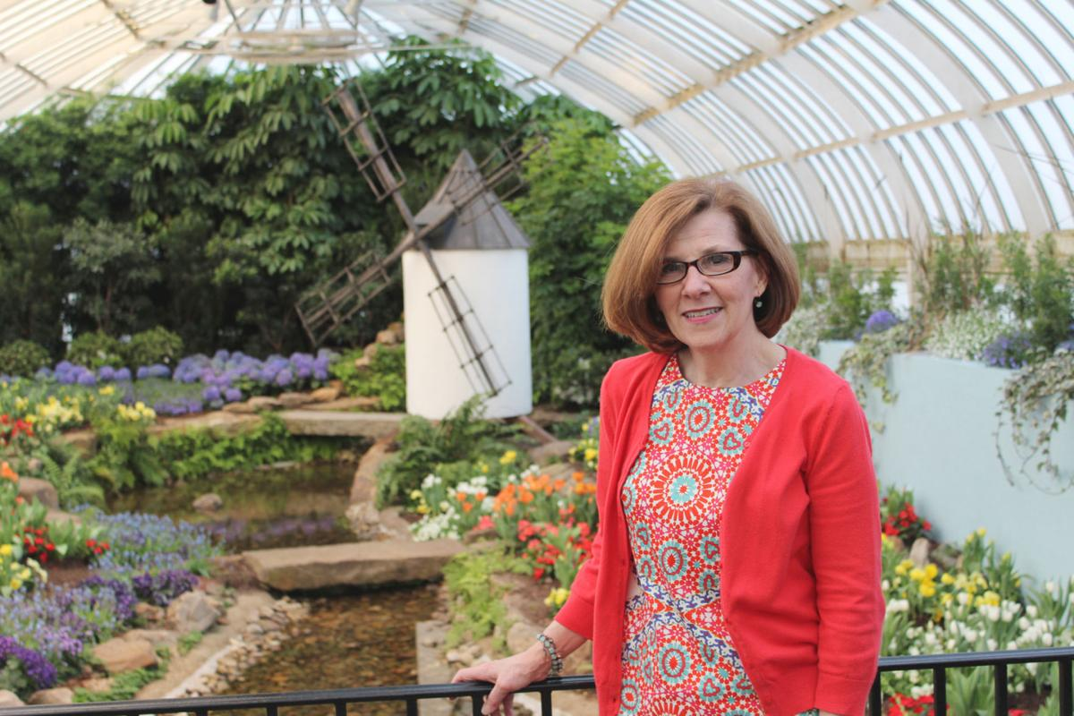 Uniontown woman part of creative team for phipps spring flower uniontown woman part of creative team for phipps spring flower show dhlflorist Choice Image