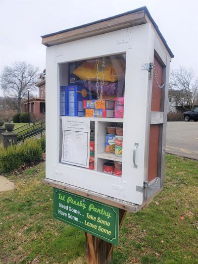 Helping boxes a community-based solution to food insecurity