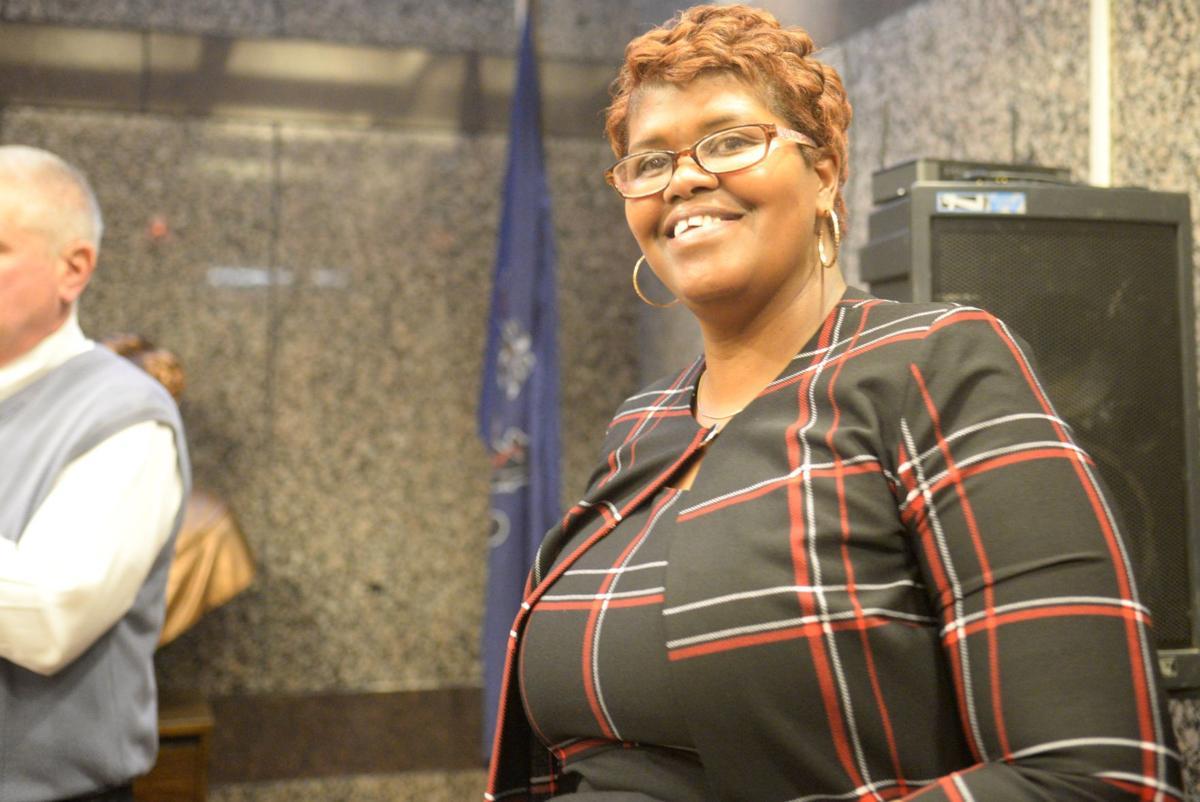 Antoinette Hodge sworn in as Uniontown City Treasurer