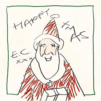 Music review: Eric Clapton - \'Happy Xmas\' | Clints Music Review ...