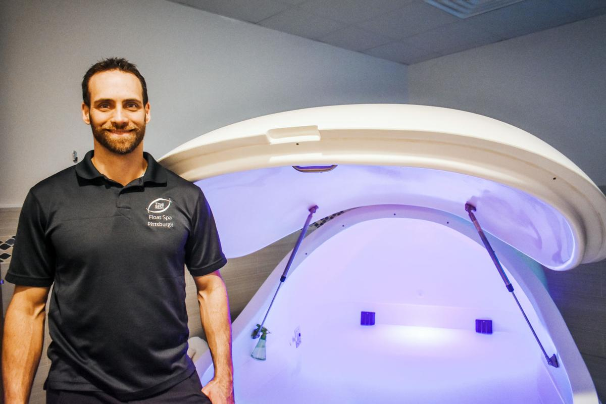 Float therapy helping many to rest, rejuvenate