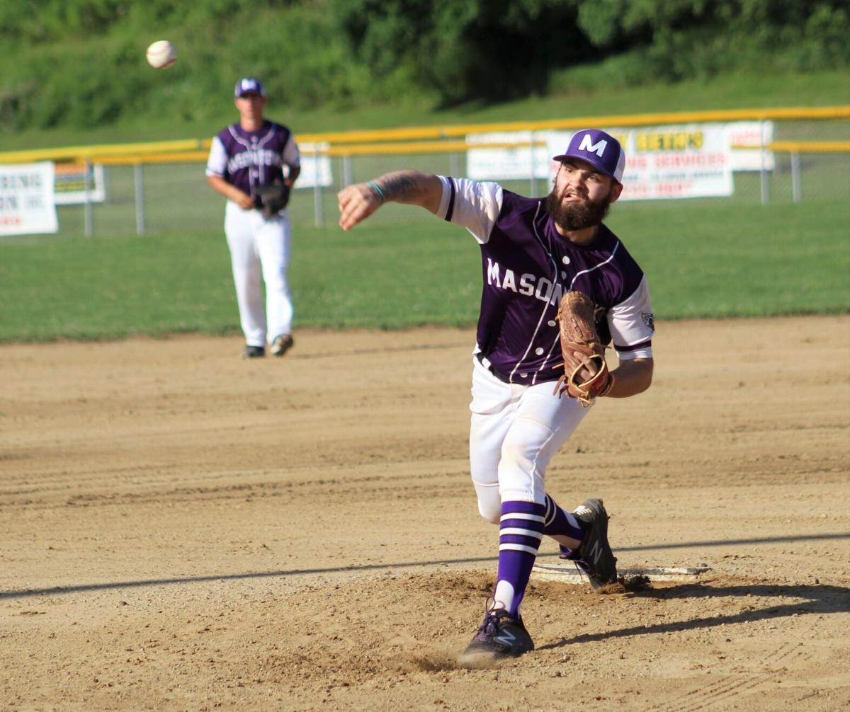 Uhazie tosses two-hitter