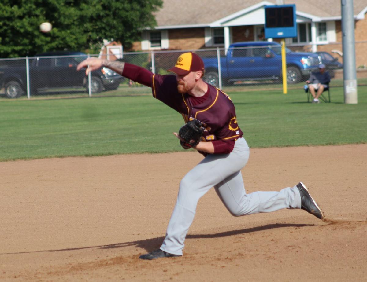 Schrader wins third game of the season