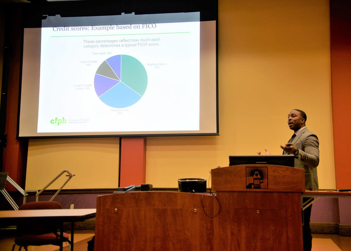 Cal U financial seminar helps students deal with debt, budgeting