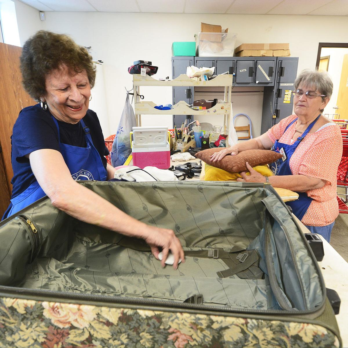 St. Vincent DePaul center reopens after fire