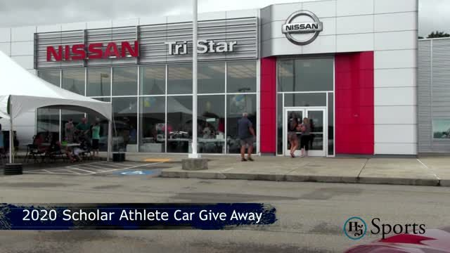 VIDEO: 2020 Herald-Standard Elite Scholar-Athlete Car Give Away