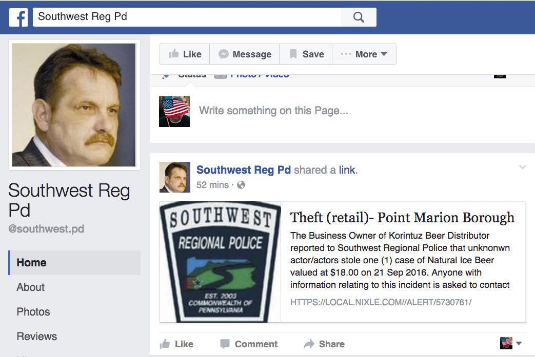 Local police embrace crime-solving tool in social media