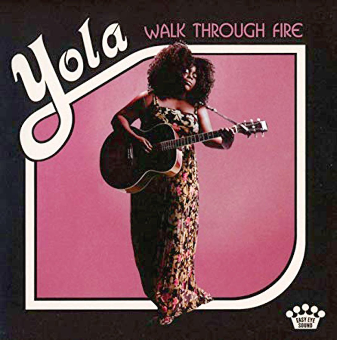 Music review: Yola - 'Walk Through Fire'