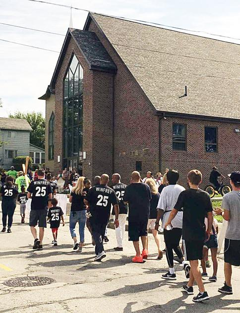 Mount Olivet Baptist Congregation Comes Home To New Church Building