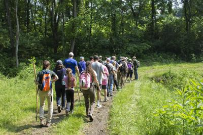 Hike N' Hammer-time: nonprofit to tour historic Rices Landing