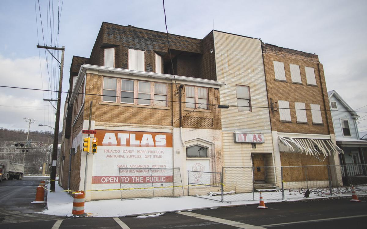Monroeville firm apparent low bidder for Atlas demolition