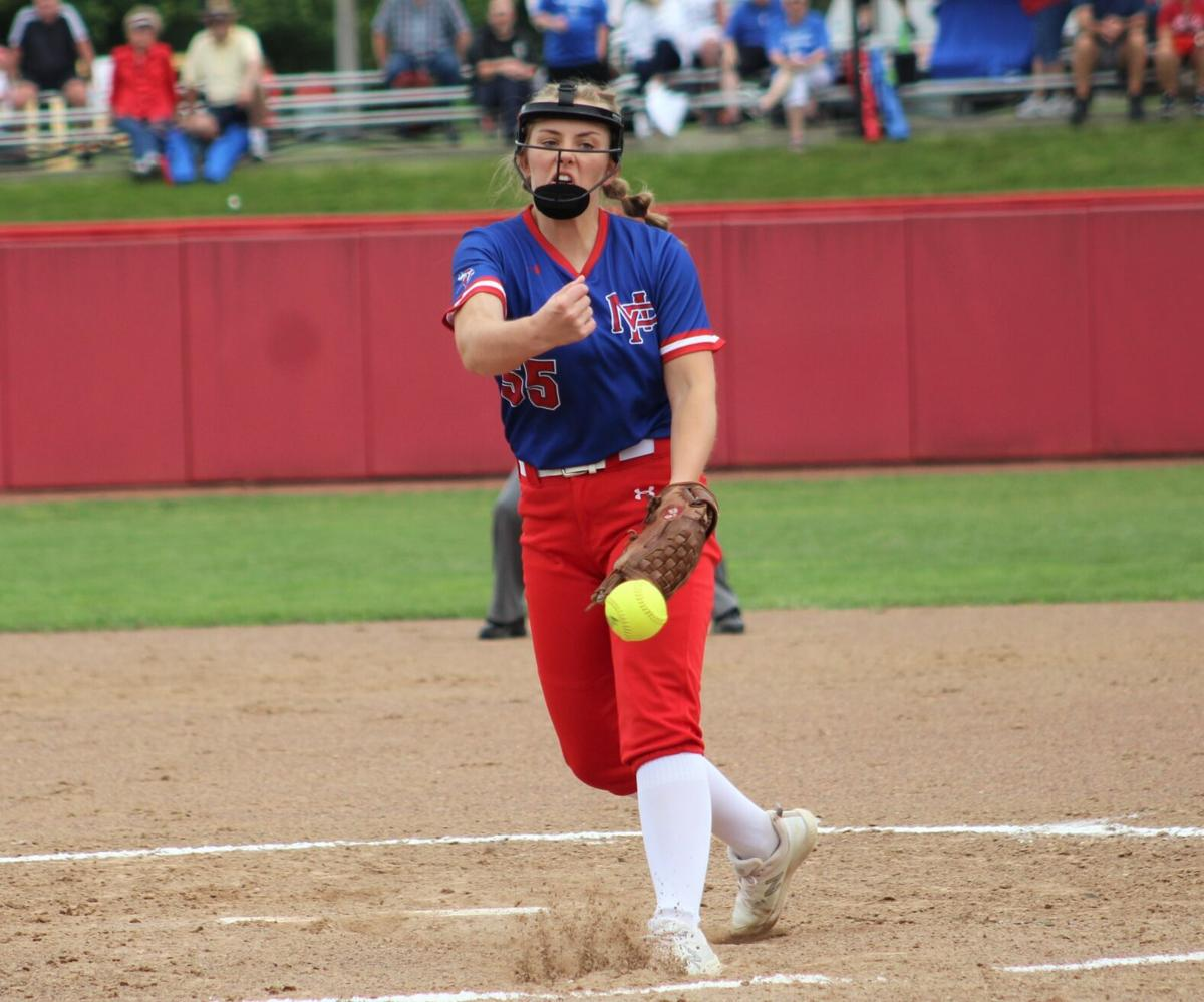 Smithnosky releases the pitch