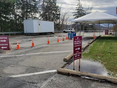 WHS opens drive up COVID-19 testing site in Greene County