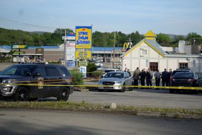 Man killed in Long John Silver's parking lot