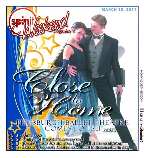 SpinIt Weekend Magazine 3-18-11 | Entertainment