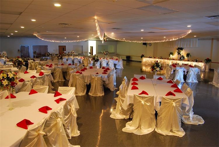 Butte Ballroom Offers Couples An Elegant Wedding Reception