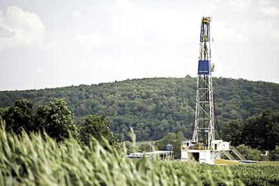 Marcellus shale gas
