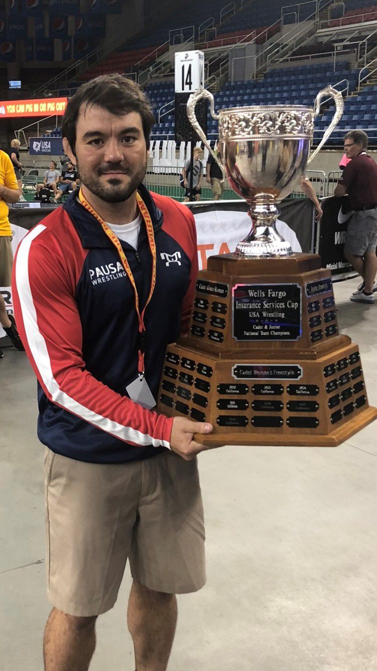 Connellsville graduate Martin coaches Team Pa. to national title