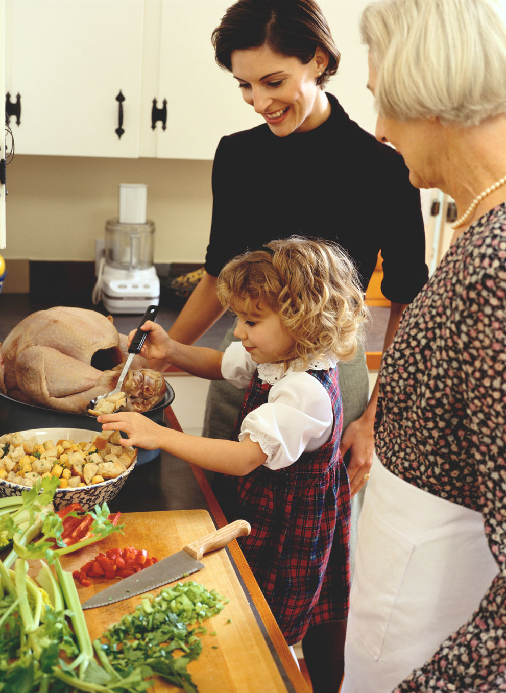Food safety experts talk proper preparation, storage during the holidays