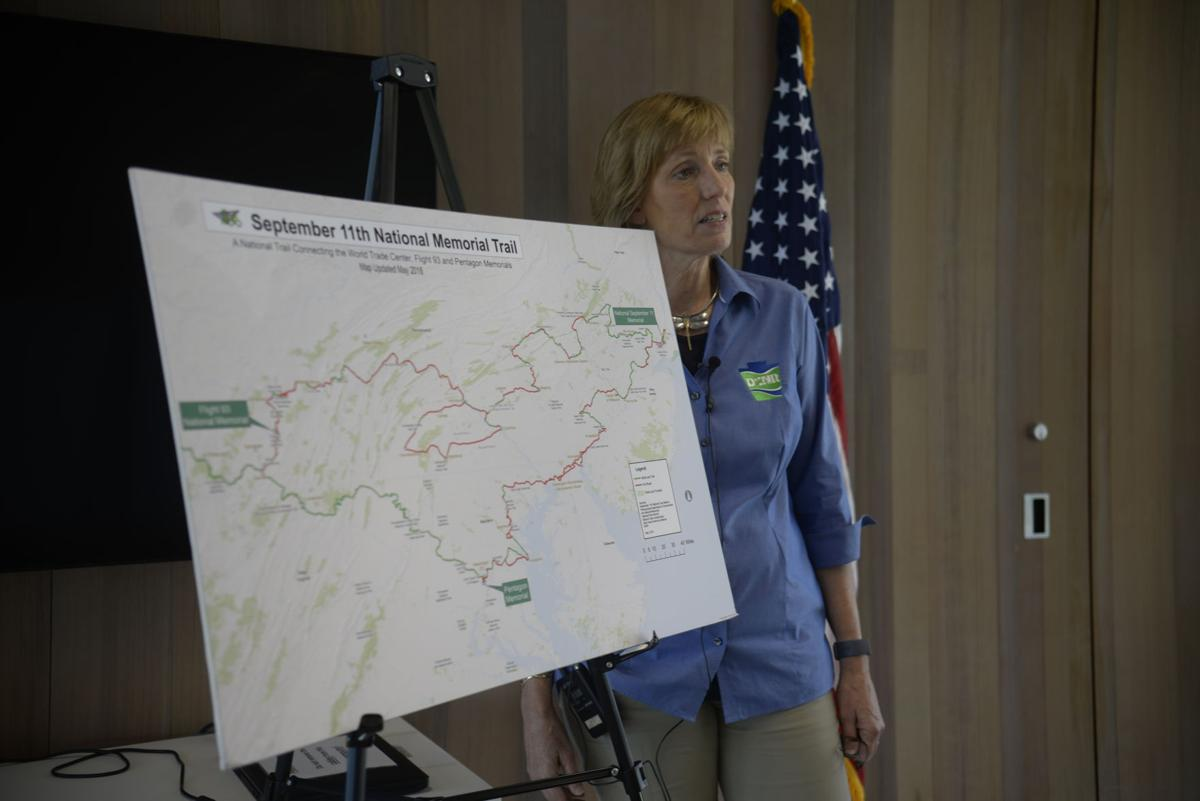 Department of Conservation and Natural Resources Secretary Cindy Dunn