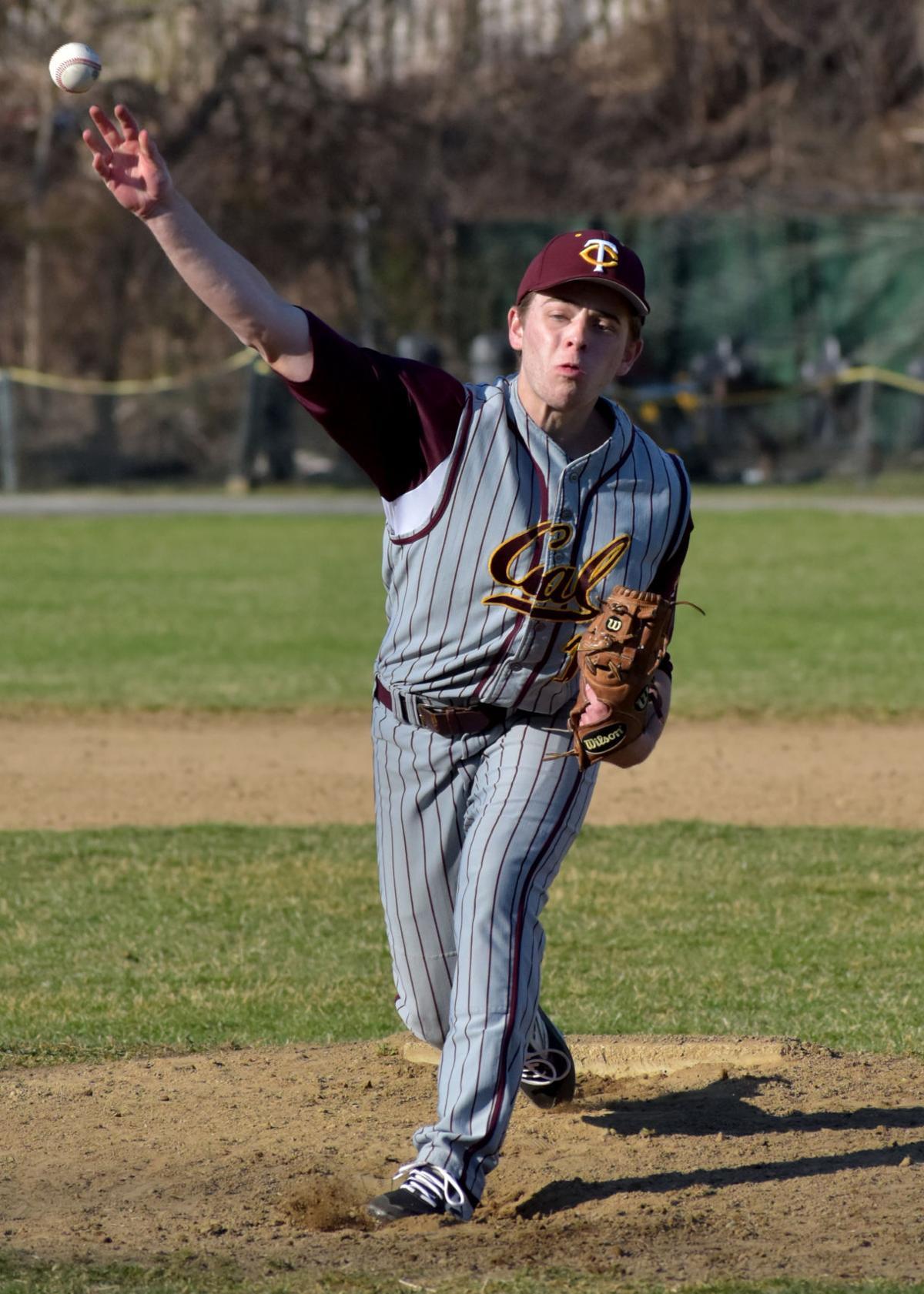 Schwartz throws a strike