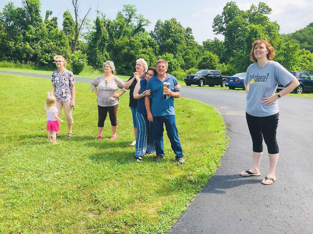 Steeple returns to Glad Tidings Assembly of God