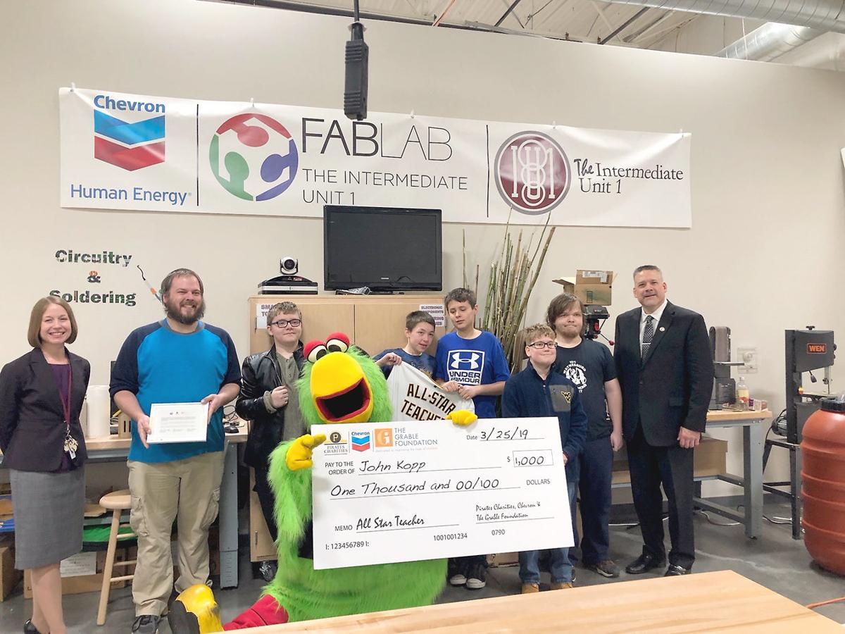 Area educators recognized as 'All Star Teachers'