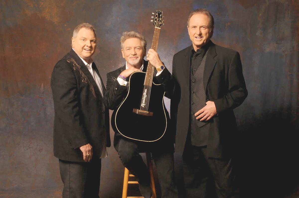 Long time country/gospel trio to perform at The Palace Theatre