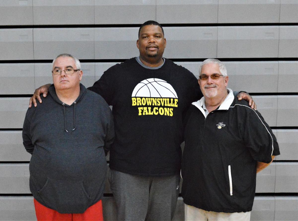 Falcons coaching staff