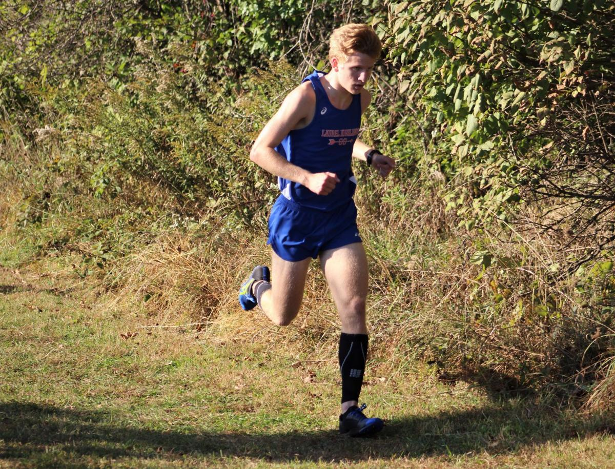 Kopich heads to the homestretch